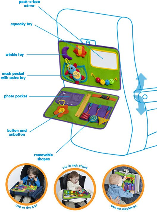 Star Kids Play n Go Attachment Details