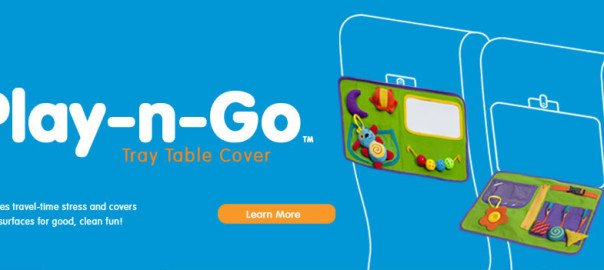 Travel Accessory for babies - StarKids Products Play-n-Go