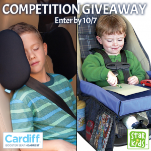 Cardiff Star Kids - Competition Giveaway