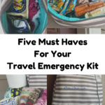 Five Must Haves For Your Travel Emergency Kit