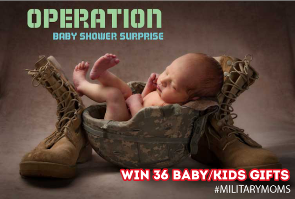 Star Kids Products Giveaway for Operation Baby Shower Surprise